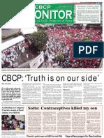 CBCP Monitor Vol16 n17