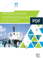 Nirosoft Mobile Water Purification Brochure