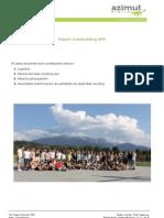 Raport Team Building APS - 04.08.2012