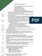 Checklist_transfer of Properties