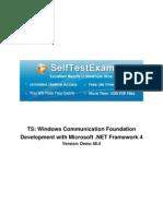 Free Microsoft certification 70-513 exams