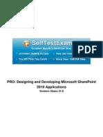 Free Microsoft 70-576 Practice Exams