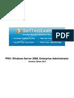 Microsoft 70-647 Mock Exams