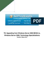 Free Microsoft 70-648 Demo