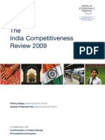 India Competitiveness Review 2009