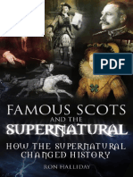 Scots and the Supernatural by Ron Halliday