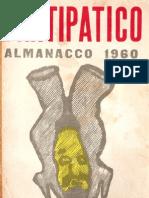 Maccari Cremona Flaiano L'ANTIPATICO 1960
