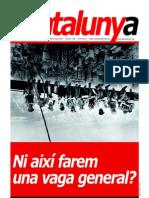 Catalunya-Papers  CGT  nº 106 Abril -Maig 2009