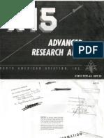 X-15 Advanced Research Airplane (1955)