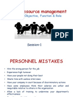 HRM-session1&2