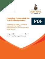 Charging Framework for Traffic