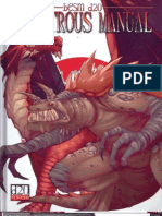 Monstrous Manual by Azamor