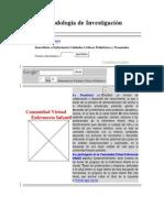 Metodología de Investigación investigación cualitativa