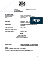 LGS 0582 Tribunal Decision