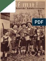 Hilf Mit - Illustrierte Deutsche Schuelerzeitung - 1938 Mai (32 S., Scan, Fraktur)