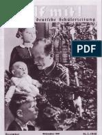 Hilf Mit - Illustrierte Deutsche Schuelerzeitung - 1940 Dezember (16 S., Scan, Fraktur)