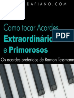 ACORDES PRIMOROSOS Teclado