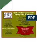 20 Banquet Invitation