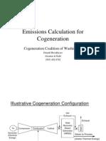 Cogen Calculation Presentation