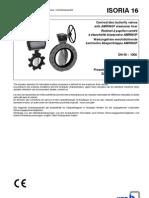 Actionneur ISORIA PN16