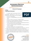 2011 2 Ciencia Da Computacao 2 Programacao Estruturada II A