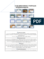 Directorios y Portales Internacionales 2012