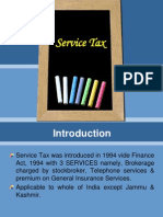 59 Service Tax Ppt Finance Act 2008
