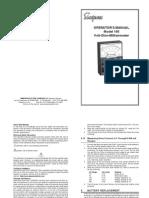 160 Manual