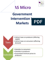 As Micro Intervention