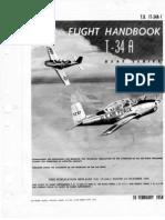 T-34 Flight Handbook