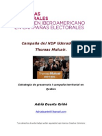 Adrià Duarte Grassroots y Territorial