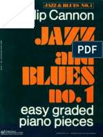 Jazz and Blues 1 - Easy Graded Piano Pieces