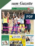 Platinum Gazette 17 August 2012