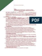Modelo de Demanda de Separación Convencional y Divorcio Ulterior