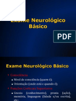 exame neurologico basico
