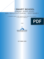 Malaysian Smart School Roadmap