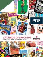Copag Games - Catálogo 2012
