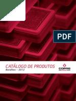 Baralhos Copag - Catálogo 2012