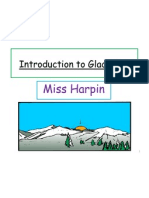 Introduction to Glaciation