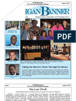 The Michigan Banner August 16 2012 Edition (2)