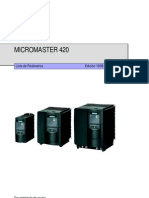 Manual Micromaster 420