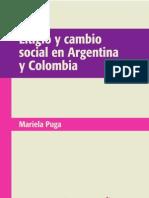 Litigio y Cambio Social en Arg y Colomb