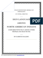 GARRICK MALLERY-Sign Language among North American Indians…