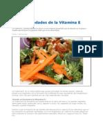 Propiedades de La Vitamina E 2012