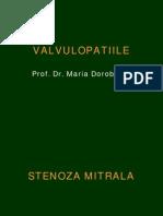 Valvulopatii