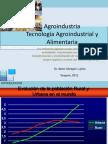Tema 1 Agroindustria y Tecnologia