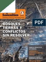 Bosques, Tierras y Conflictos Sin Resolver