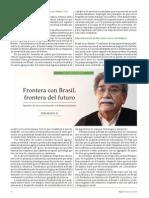 Frontera Con Brasil Frontera Del Futuro