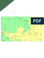 Mapa Canastra - Lavras-Lavrinhas