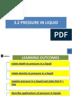 3.2 Liquid Pressure Intensive